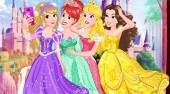 Disney Princess Selfie