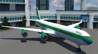 Modern Aircarft 3D Parking - Game | Mahee.com