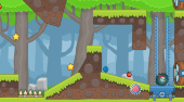 Catch the Apple 2 - online game | Mahee.com