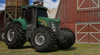 Tractor Mania 3D Parking | Free online game | Mahee.com