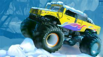 Monster Truck Seasons - online game | Mahee.com