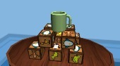 Coffee Mug Block Removal - online game | Mahee.com