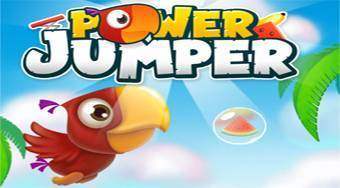 Power Jumper - Le jeu | Mahee.fr