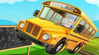 School Bus Parking Frenzy - Game | Mahee.com