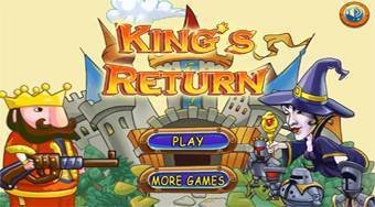 King's Return - Game | Mahee.com