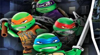 TMNT Shell Shock - online game | Mahee.com