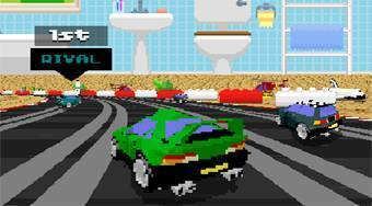 Retro Racers 3D - Game | Mahee.com