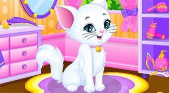 Kitty Spa Make-over | Mahee.es