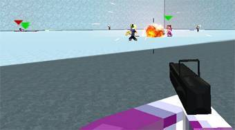 Pixel warfare v3 mahee publicscrutiny Choice Image