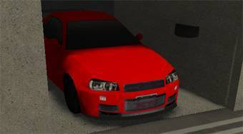 Racing Red 3D | Mahee.es