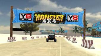 Monster 4x4 | Free online game | Mahee.com