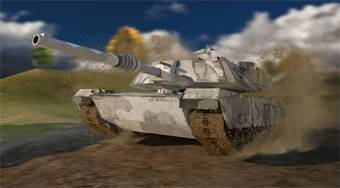 Warrior Tank 3D Racing - Le jeu | Mahee.fr