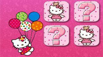 Hello Kitty Memory | Free online game | Mahee.com