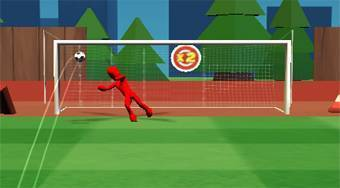 Stickman Freekick Soccer Hero - online game | Mahee.com