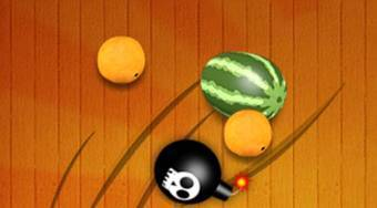 Fruit Cut Ninja | Free online game | Mahee.com