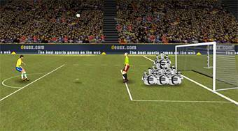 Football Lob Master 3 - online game | Mahee.com