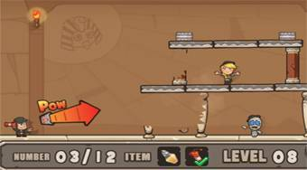 Heal the Mummy - jeu en ligne | Mahee.fr