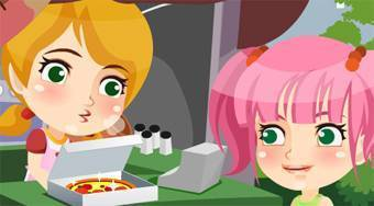 Mama's Pizza Truck | Free online game | Mahee.com