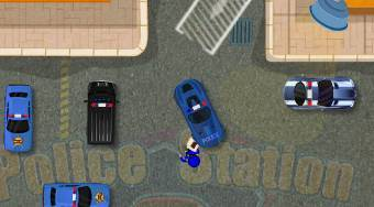 Police Station Parking 2 - Game | Mahee.com