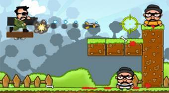 Bazooka Trooper - online game | Mahee.com