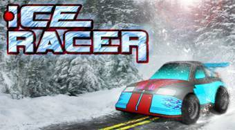 Ice Racer 3D | Free online game | Mahee.com
