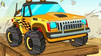 Truck Champ - online game | Mahee.com