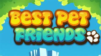 Best Pet Friends | Free online game | Mahee.com
