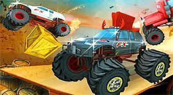 Ultimate Stunts 3D - Game | Mahee.com