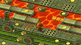 Crossy Temple - Game | Mahee.com