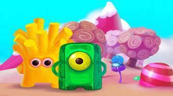 Best Candy Friends - online game | Mahee.com