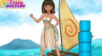 Moana Disney Princess Adventure | Mahee.com