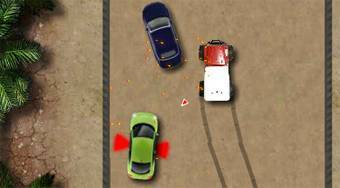 Off-Road Challenge Destruction - Le jeu | Mahee.fr
