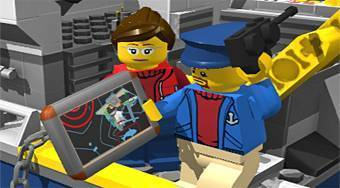 Lego City: Deep Sea - online game | Mahee.com