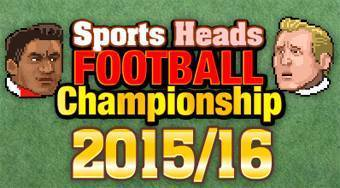 Sport Heads Football Championship 2015/16 - Game | Mahee.com