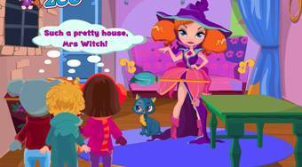 Halloween House Makeover - Le jeu | Mahee.fr