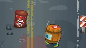 Barrel Man | Free online game | Mahee.com