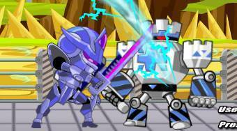 Robo Duel Fight 3 - Game | Mahee.com