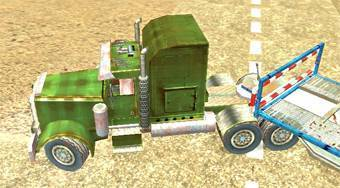 Army Tank Transporter - Game | Mahee.com