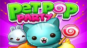 Pet Pop Party | Mahee.com