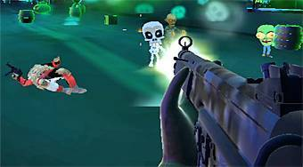 Halloween Shooter Multiplayer - Game | Mahee.com