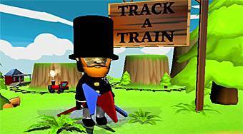 Track a Train | Free online game | Mahee.com