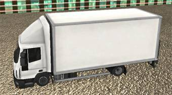 Truck Driver - online game | Mahee.com