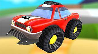 Hill Climb Racing 3D | Free online game | Mahee.com