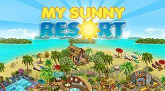 My Sunny Resort | Free online game | Mahee.com