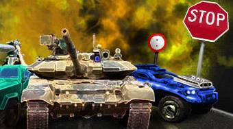 Rush of Tanks | Free online game | Mahee.com