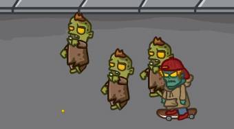 Zombie Town Story - online game | Mahee.com