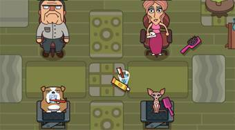 Pet Shop Puppy and Kitty - jeu en ligne | Mahee.fr