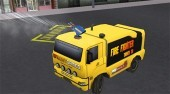 Fire Fighter Rush Truck 3D
