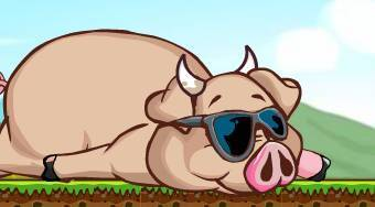 Pig Destroyer - online game | Mahee.com