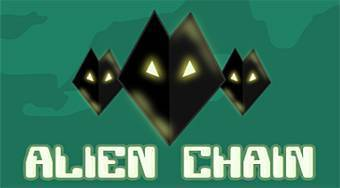 Alien Chain | Free online game | Mahee.com